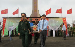 TT-Huế: Truy điệu, cải táng các anh hùng liệt sĩ tại Phong Điền