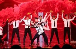 Liều lĩnh ngã từ độ cao 2m xuống, Yến Trang giành chiến thắng thuyết phục tại The Remix 2017