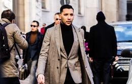 Mê hoặc thời trang thanh lịch trên đường phố Milan