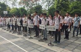Điểm chuẩn vào lớp 10 các trường THPT chuyên Hà Nội
