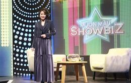 MC Phí Linh biến hóa đa phong cách trong Muôn màu Showbiz