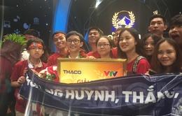 Á quân Đường lên đỉnh Olympia: Đã thi đấu hết sức, hài lòng với kết quả