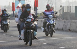 Hai ngày Tết, 48 người thiệt mạng do tai nạn giao thông