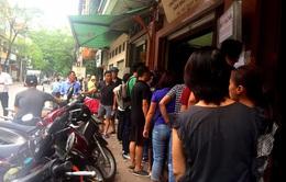 Nhiều cửa hàng bánh Trung thu truyền thống đắt khách trước dịp Rằm tháng 8