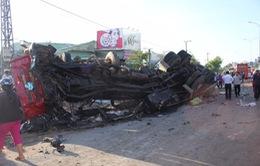 Vụ tai nạn tại Gia Lai: Thêm một thi thể được tìm thấy