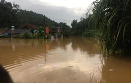Những hình ảnh thiệt hại do mưa lũ tại Định Hóa, Thái Nguyên