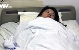 Nữ công nhân vệ sinh môi trường bị hành hung đến ngất xỉu