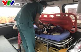 Cấp cứu khẩn cấp cháu bé nguy kịch trên đảo Cù Lao Chàm (Quảng Nam)