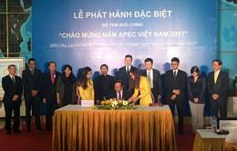 Phát hành bộ tem đặc biệt Chào mừng Năm APEC Việt Nam 2017