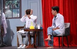 """Ơn giời! Cậu đây rồi!: Jun Phạm """"đơ toàn tập"""" khi Trường Giang bị... tâm thần"""