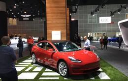 Xe công nghệ cao trình diễn ở Los Angeles Auto Show