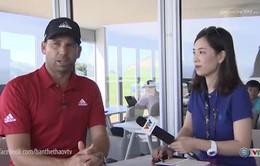 VIDEO: Gặp gỡ tay golf Sergio Garcia cùng Thể Thao VTV