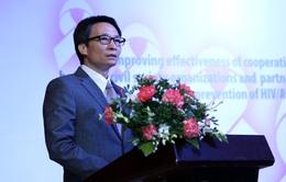 Tăng cường hiệu quả hợp tác giữa các tổ chức xã hội với đối tác trong phòng, chống HIV/AIDS