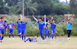 Đội tuyển Việt Nam khá thoải mái trước trận gặp đội In-đô-nê-xi-a