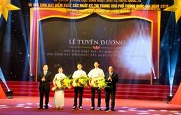 Thủ tướng Nguyễn Xuân Phúc dự Lễ tuyên dương học sinh xuất sắc năm 2016