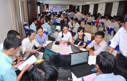Tăng cường kỹ năng công nghệ thông tin cho giáo viên tin học THCS