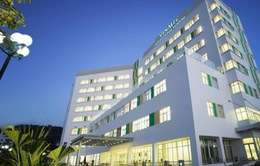 Khánh thành Bệnh viện quốc tế đầu tiên ở khu vực Đông Bắc Bộ hoạt động vì mục đích phi lợi nhuận