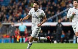 Zidane nói gì khi con trai ghi bàn ở trận ra mắt Real Madrid?