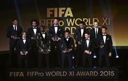Chỉ một người Anh góp mặt trong danh sách đề cử cho đội hình xuất sắc nhất của FIFpro