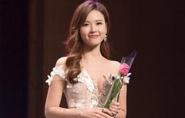 Midu được nhận giải diễn viên Châu Á xuất sắc tại Hàn Quốc