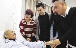 Nghệ sĩ nghẹn ngào kể về những kỷ niệm với NSƯT Hán Văn Tình