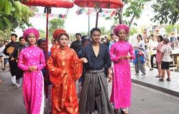 Tái hiện đám cưới Công Nữ Ngọc Hoa với thương gia người Nhật