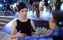 Á hậu Trịnh Kim Chi bật mí hậu trường chấm Hoa hậu Việt Nam 2016