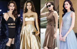 Đặng Thu Thảo, Kỳ Duyên vào sao đẹp; Hoa hậu Thùy Dung, Khánh My lọt top sao xấu