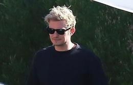 Orlando Bloom đi ăn cùng gái lạ giữa tin đồn chia tay Katy Perry