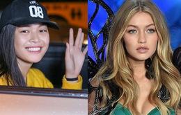 """Mâu Thủy trở về sau thời gian kết hợp với """"thiên thần"""" Victoria's Secret"""