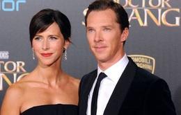 """Gia đình """"Sherlock Holmes"""" Benedict Cumberbatch sắp có thêm thành viên mới"""
