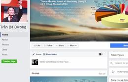 'Vua ô tô Việt' Trần Bá Dương yêu cầu Facebook xóa tài khoản mạo danh