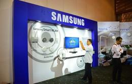 Samsung ra mắt giải pháp Samsung Smart WLAN 2017