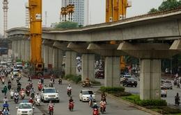 Nam công nhân không 'rơi' tại công trường nhà ga tàu cao tốc Cát Linh - Hà Đông