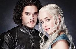 Rò rỉ nội dung 'Trò chơi vương quyền' 7: Jon Snow yêu Mẹ Rồng?