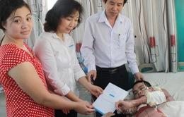 Bệnh nhân 31 tuổi bỏng xăng 75% phục hồi kỳ diệu sau 7 lần phẫu thuật