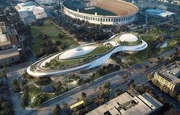 George Lucas chọn Los Angeles để xây dựng bảo tàng 1 tỷ USD