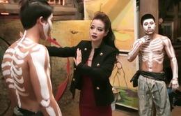 Nghệ sĩ trình diễn Bùi Thanh Lê: Đạo diễn không phải nghề của phụ nữ