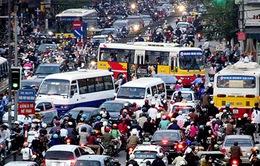 Hà Nội không cấm mà chỉ dừng hoạt động của xe máy từ năm 2030