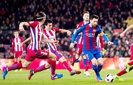 Real chú ý, giờ là lúc Barca chạy nước rút