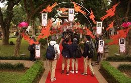 Ngày thơ Việt Nam 2017: Mua thơ và ngắm 'con đường thi nhân'