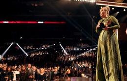 Grammy 2017: Adele thắng cả ba giải quan trọng nhất, Beyonce 'tay trắng'