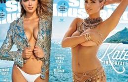 Kate Upton bán nude khoe vòng 1 bốc lửa trên bìa tạp chí