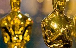 Lớp mạ vàng trên tượng Oscar được đảm bảo vĩnh viễn