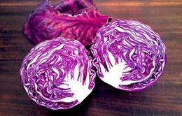 Thực phẩm màu tím đứng đầu về chống lão hóa