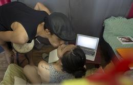 Anh Khoa hé lộ những hình ảnh riêng tư về cuộc sống vợ chồng