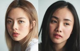 """Khuôn mặt """"không make- up"""" xinh đẹp của con gái Việt"""