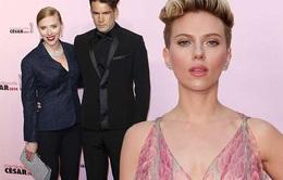 Chồng của Scarlett Johansson sốc khi vợ đệ đơn ly dị