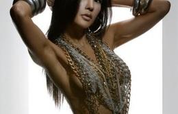 """Dáng vóc """"bốc lửa"""" của mỹ nhân múa cột 45 tuổi xứ Hàn"""