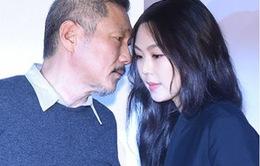 Kim Min Hee công khai tuyên bố yêu đạo diễn đã có gia đình
